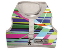 My Canine Kids Freestyle Stripe Vest Harness