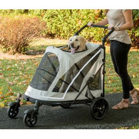 No Zip Expedition Dog Stroller