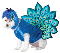 Peacock Dog Costume by Animal Planet