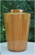 Jatoba+ Maple Wood Urn