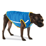 DOGO Blue Puffer Jacket