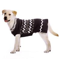 DOGO Chevron Zig Zag Sweater