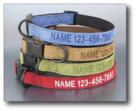 Personalized Suedex Collar