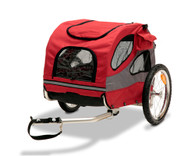 HoundAbout Classic Steel Bike Trailer Medium