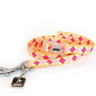 Contempo Argyle Leash
