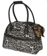 My Canine Kids Quilted Shopper- Camo