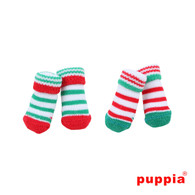 Puppia Grinch Socks