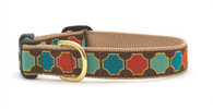 Morocco Dog Collar and Leash