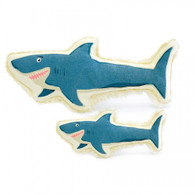 Retro Canvas Shark Toy