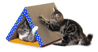 Fold Away Scratching Cat Tunnel