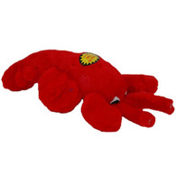 Look Who's Talking Lobster Dog Toy