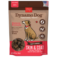 Dynamo Dog: Skin and Coat 5oz