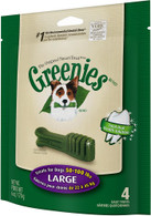 Greenies Large/4 pack