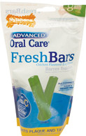 Nylabone Advanced Oral Care Fresh Breath Bar Dog Chews / 8 count