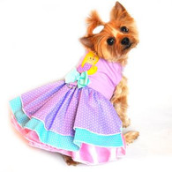 Doggie Design Mermaid Dress