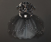Night on the Town Sparkle Tutu Dog Dress