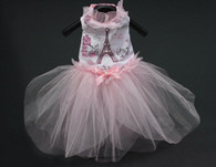 Ma Cherié Pink Paris Princess Dress