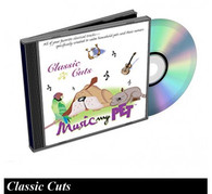 Music My Pet Calming CD