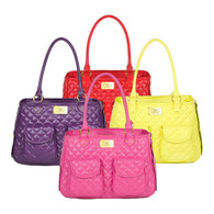 Dogs of Glamour Classic Satchel