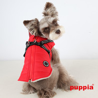 Puppia Winter Storm Coat With Built In Harness