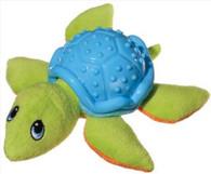 Chomper Pipsqueaks Turtle Dog Toy