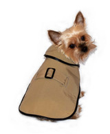 Dog Trench Coat by Little Bear
