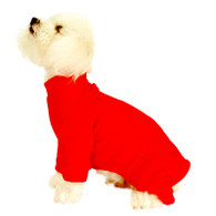 Doggie Fleece Snow Suit