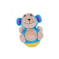 Wobblerz Monkey Dog Toy