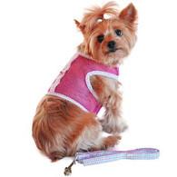 Doggie Design Seersucker Cool Mesh Dog Harness