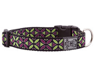Berry Mojito Clip Collar / Leash