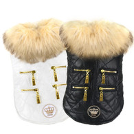 Dogs of Glamour Coco Quilted Jacket
