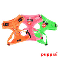 Puppia Neon Soft Harness II