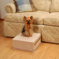"Royal Ramps 1 Step Pet Stair (7"" Tall)"