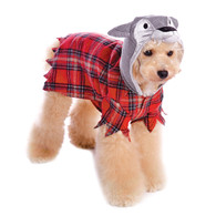 Werewolf Plaid Shirt Costume