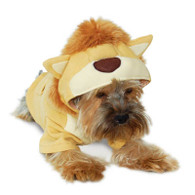 Lion Sweatshirt Costume