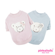 Pinkaholic Blanco Sweater