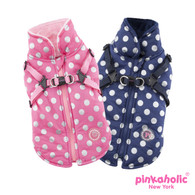 Pinkaholic Miss Dotty Coat