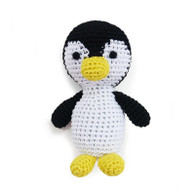 Crochet Penquin Toy