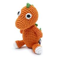 Crochet Dinosaur Toy