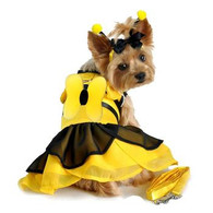 Bumble Bee Fairy Harness Costume