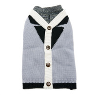 Professor Cardigan Sweater