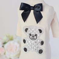 Teddy Bow Tee