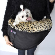 Fundle Inner Winter Leopard Bag Liner