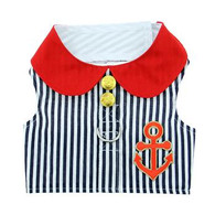 Sailor Boy Harness with matching leash