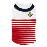 Nautical Stripe Tank
