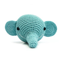 Elephant Crochet Toy