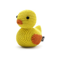 Duck Crochet Toy