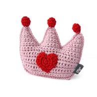 Crown Crochet Toy