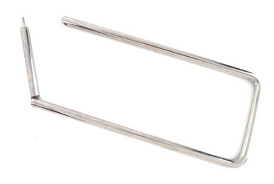 "Pin Lock Surgical Instrument Stringer 2.5"" Wide"
