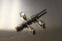 Prebuilt Quadaxial Needle p/n 100-10-QUAD-24281410